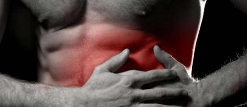 Pain Left Side Under Ribs: Causes and Treatments - EnkiVeryWell