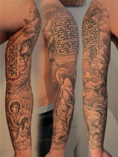 Guidance For A Sleeve Tattoo With 8 Excellent Ideas Enkiverywell
