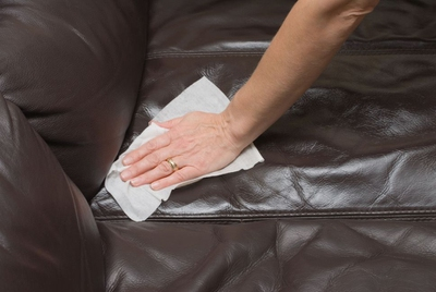 How To Clean Leather Sofa 5 Easy Steps Make Your Look New